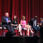 Annie Wersching at 24 Season 7 Finale Screening Q&A Session - 02