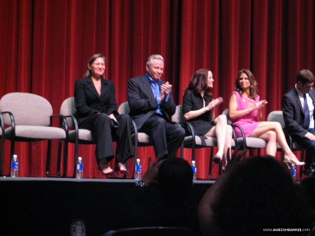 Annie Wersching at 24 Season 7 Finale Screening Q&A Session - 03