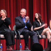 Annie Wersching at 24 Season 7 Finale Screening Q&A Session - 04
