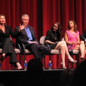 Annie Wersching at 24 Season 7 Finale Screening Q&A Session - 05