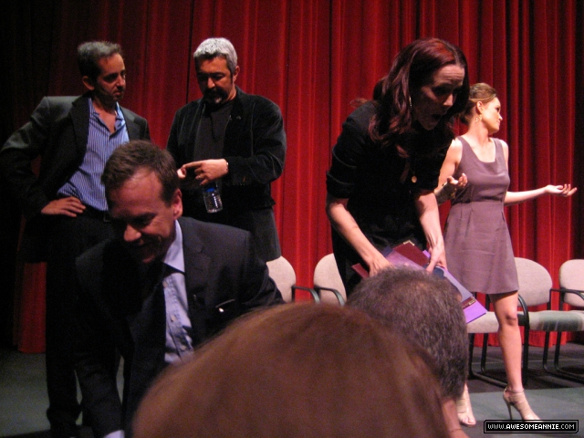 Annie Wersching at 24 Season 7 Finale Screening Q&A Session - 08