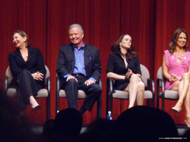 Annie Wersching at 24 Season 7 Finale Screening Q&A Session - 11