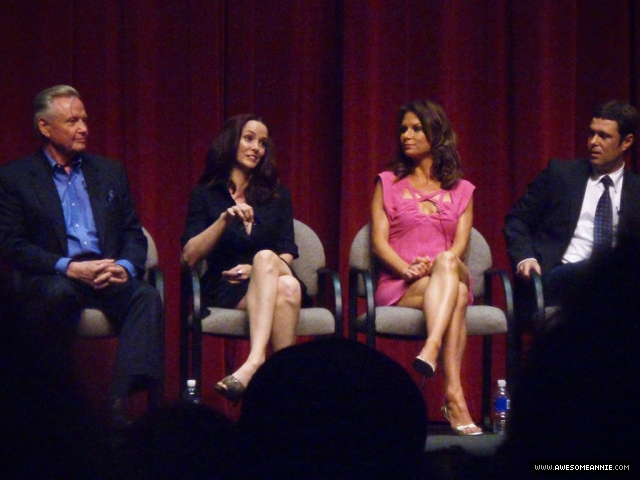 Annie Wersching at 24 Season 7 Finale Screening Q&A Session - 12