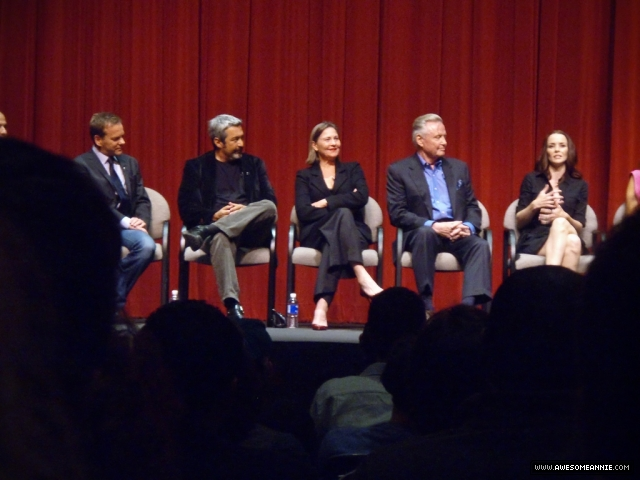 Annie Wersching at 24 Season 7 Finale Screening Q&A Session - 14
