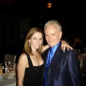 Annie Wersching with Anthony Geary Daytime Emmy Awards 2007