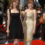 Annie Wersching and Carolyn Hennesy at 34th Annual Daytime Emmy Awards