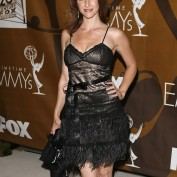 Annie Wersching at 59th Annual Primetime Emmy Awards