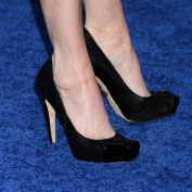 Annie Wersching Feet - American Idol Top 13 Party