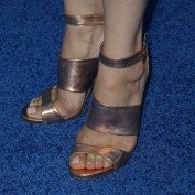 Annie Wersching's feet at Extant Premiere Party - 1
