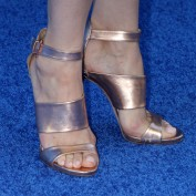 Annie Wersching's feet at Extant Premiere Party - 2