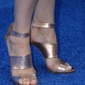 Annie Wersching's feet at Extant Premiere Party - 3