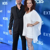 Annie Wersching and Stephen Full at Premiere of CBS's Extant - 3