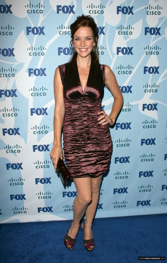 Annie Wersching at FOX Fall Eco-Casino Party 2008 - 36