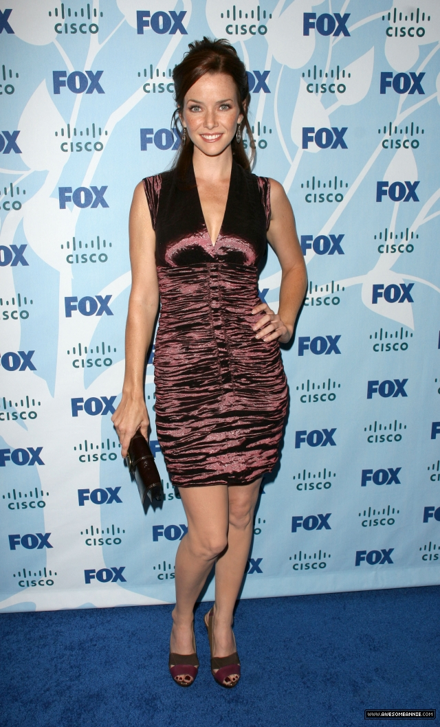 Annie Wersching at FOX Fall Eco-Casino Party 2008 - 37