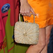 Annie Wersching at Eco Casino Party 2009 - Purse 2