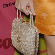 Annie Wersching at Eco Casino Party 2009 - Purse 3