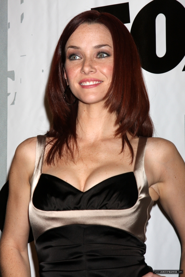 Annie Wersching at FOX's 2009 Winter All-Star Party