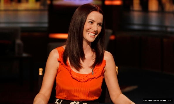 Annie Wersching visits Good Day NY 16