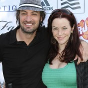 Annie Wersching and Stephen Full at Hack n Smack 2010