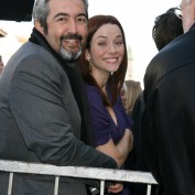 Annie Wersching and Jon Cassar at Kiefer Sutherland's Hollywood Walk of Fame Event - 2