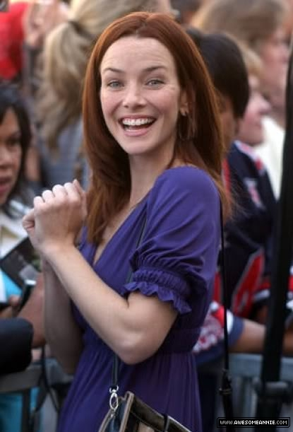 Annie Wersching at Hollywood Walk of Fame - 01