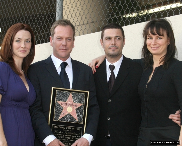 Annie Wersching at Hollywood Walk of Fame - 07