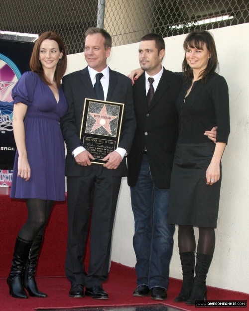 Annie Wersching at Hollywood Walk of Fame - 09