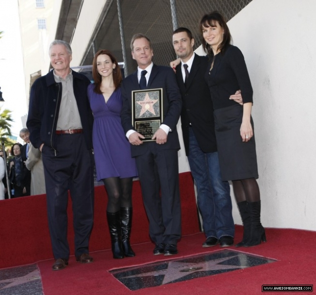 Annie Wersching at Hollywood Walk of Fame - 11