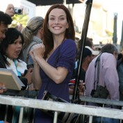 Annie Wersching at Hollywood Walk of Fame - 17