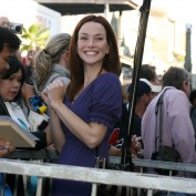 Annie Wersching at Hollywood Walk of Fame - 18