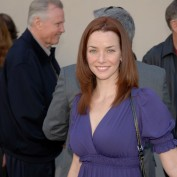 Annie Wersching at Hollywood Walk of Fame