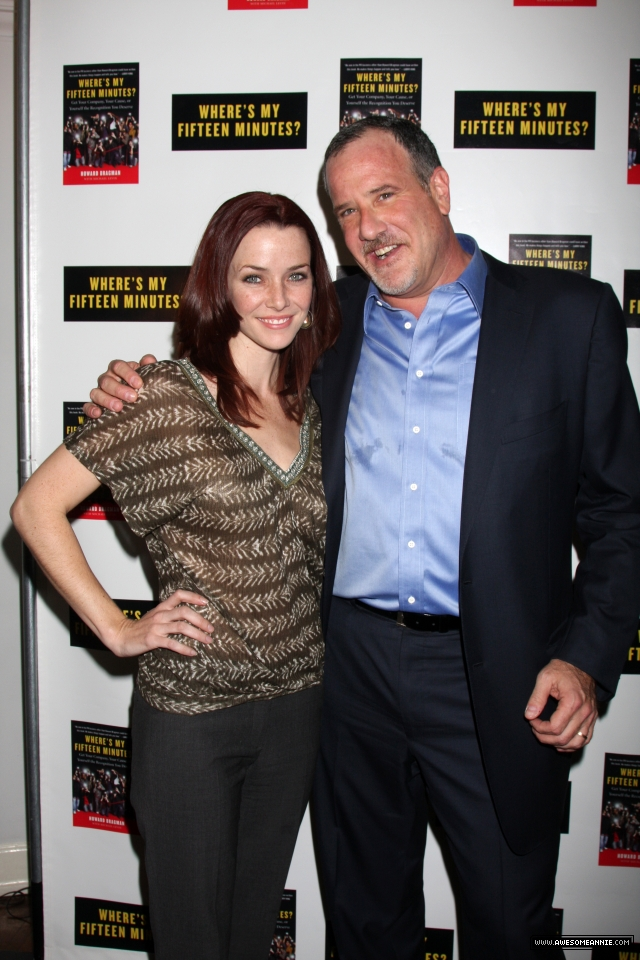 Annie Wersching attends Howard Bragman's Book Launch - 8