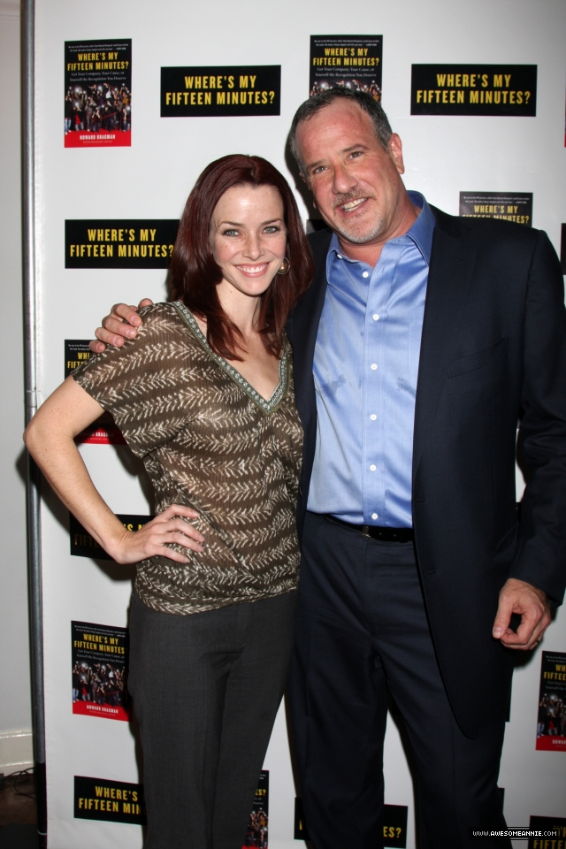 Annie Wersching attends Howard Bragman's Book Launch - 9