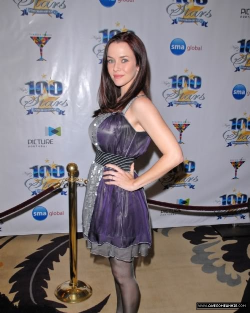 Annie Wersching at 20th Annual Night of 100 Stars - 2