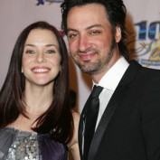 Annie Wersching and Stephen Full Night of 100 Stars