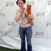 Annie Wersching at Nuts for Mutts Dog Show 2009 - 02