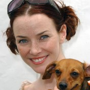 Annie Wersching at Nuts for Mutts Dog Show 2009 - 08