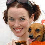 Annie Wersching at Nuts for Mutts Dog Show 2009 - 12