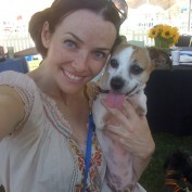 Annie Wersching at Nuts for Mutts Dog Show 2009 - 13