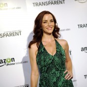 Annie Wersching at Premiere Of Amazon's 'Transparent' - 1