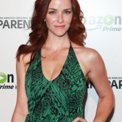 Annie Wersching at Premiere Of Amazon's 'Transparent' - 3