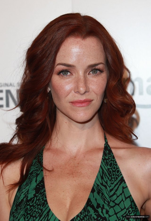 Annie Wersching at Premiere Of Amazon's 'Transparent' - 8