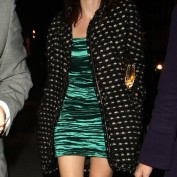 Annie Wersching leaving 2009 Radio Times Covers Party