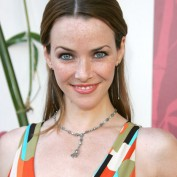 "Annie Wersching at SOAPnet's ""Night Before Party"""