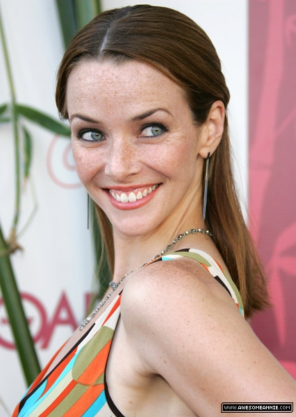 "Annie Wersching at SOAPnet's ""Night Before Party"" 7"