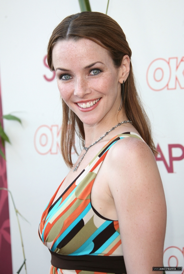 "Annie Wersching at SOAPnet's ""Night Before Party"" 12"