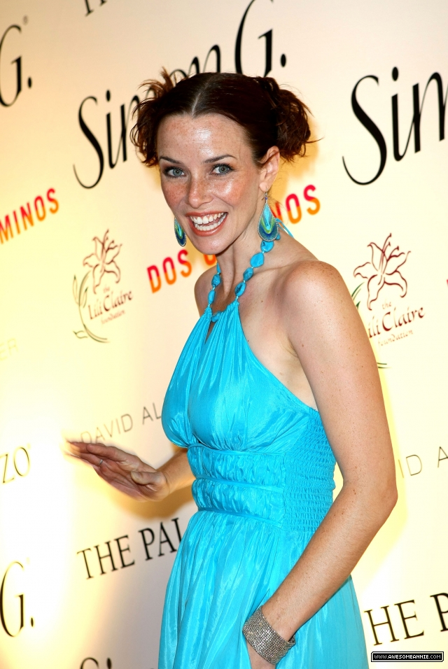 Annie Wersching at Spring Bling Benefit for Lili Claire Foundation