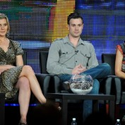 Annie Wersching on the 24 panel at TCA Press Tour 2010 - 13