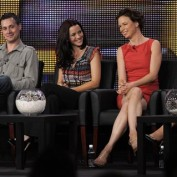 Annie Wersching on the 24 panel at TCA Press Tour 2010 - 14