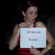 Annie Wersching at Tivoli Theatre St. Louis - 03